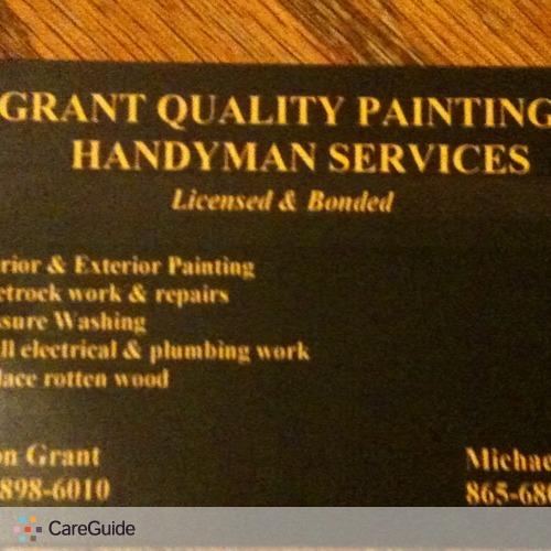 Handyman Provider Jason Grant's Profile Picture