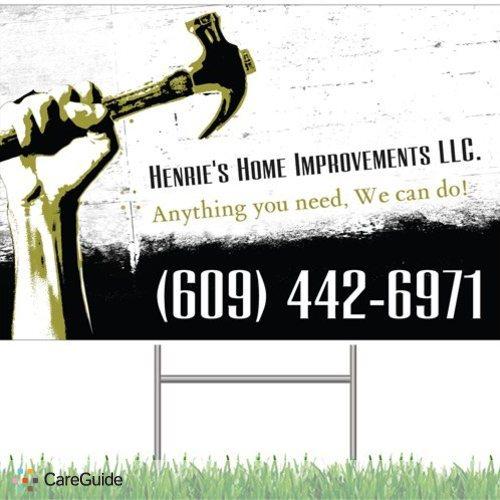 Handyman Provider John Henrie's Profile Picture
