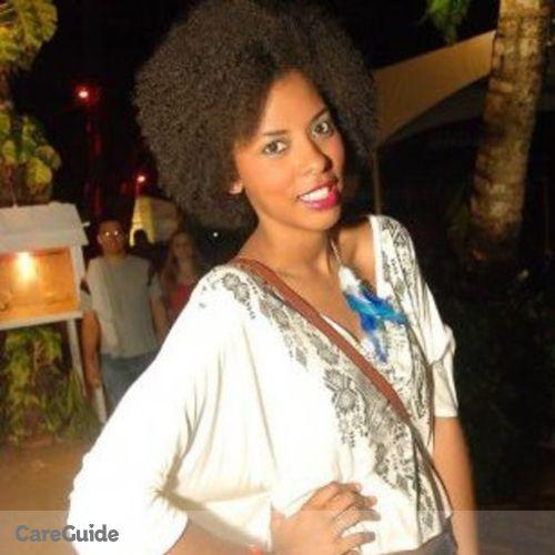 Canadian Nanny Provider Ambar Martinez Amparo's Profile Picture