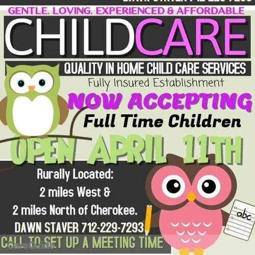 Child Care Provider Dawn Staver's Profile Picture
