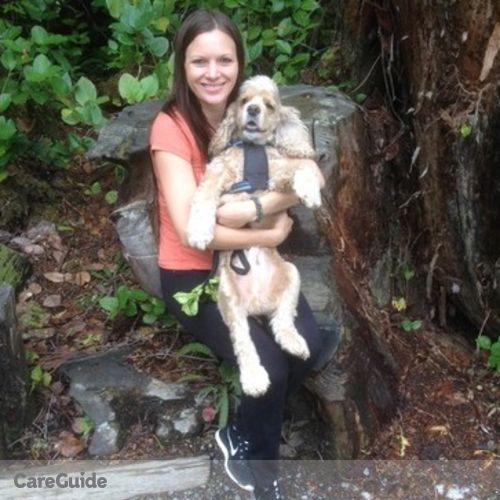 Pet Care Provider Tamara F's Profile Picture