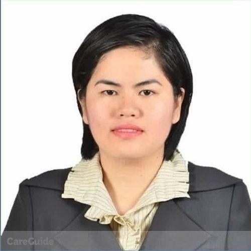 Canadian Nanny Provider Princes Abella's Profile Picture