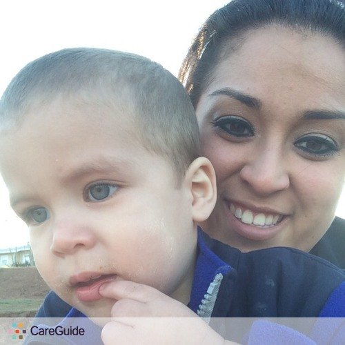 Child Care Provider Amanda Gomez's Profile Picture