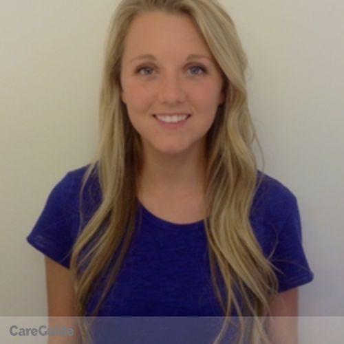 Canadian Nanny Provider Kyla F's Profile Picture