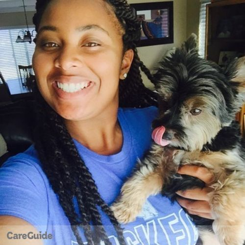 Pet Care Provider Janelle Spikes's Profile Picture