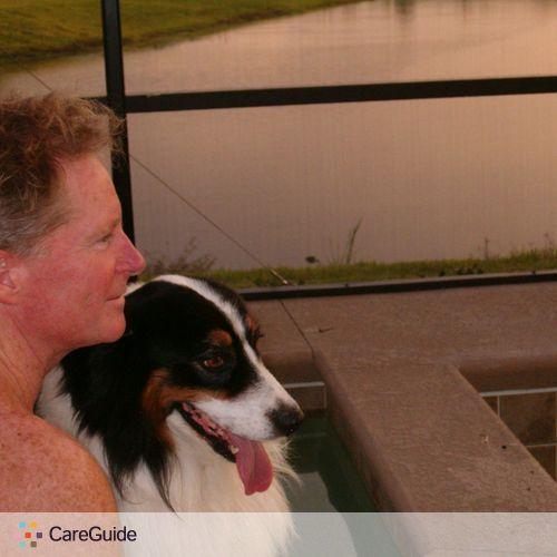 Pet Care Provider Michael Baum's Profile Picture