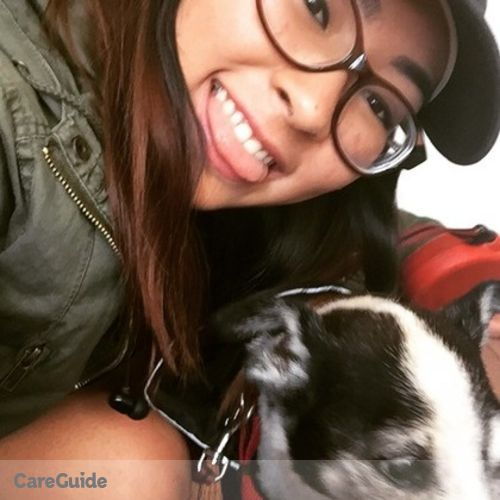 Pet Care Provider Dasmine Ferrer's Profile Picture