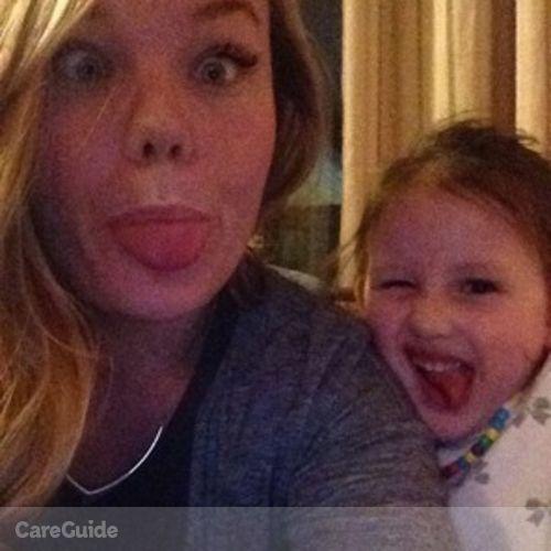 Canadian Nanny Provider Ashleigh Gratton's Profile Picture