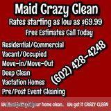 House Cleaning Company, House Sitter in Phoenix