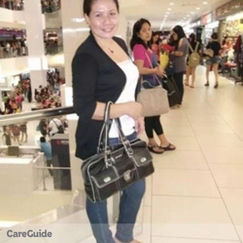 Canadian Nanny Provider Geodessa C's Profile Picture