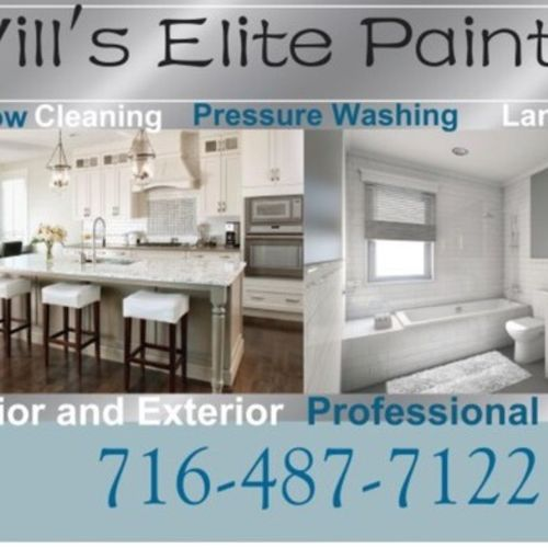 Painter Provider Wills Elite Painting's Profile Picture
