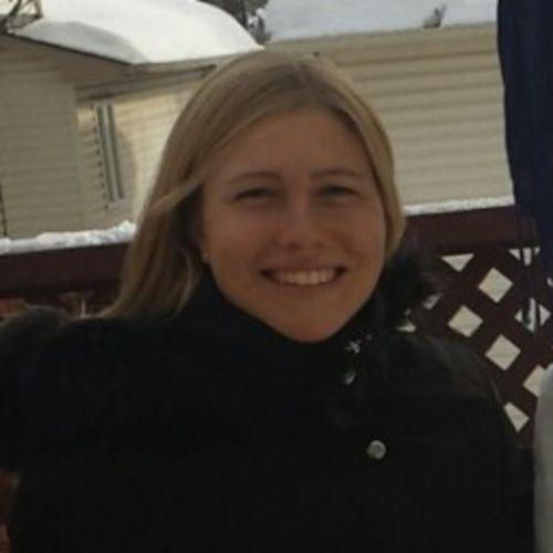 Canadian Nanny Provider Kristen's Profile Picture