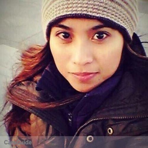 Canadian Nanny Provider Maychelle Laforteza's Profile Picture