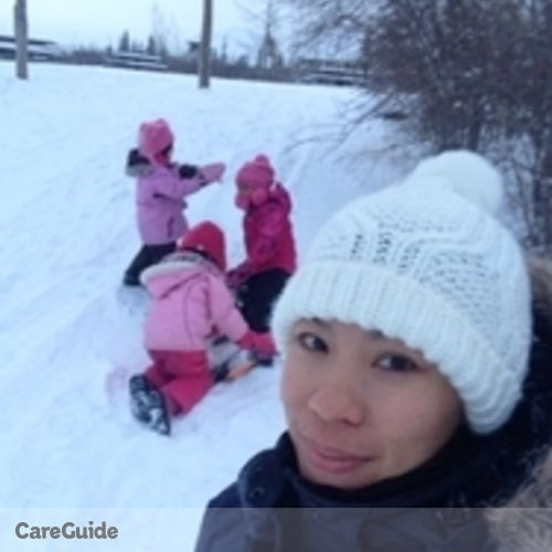 Canadian Nanny Provider Reynita Gansatao's Profile Picture