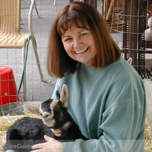 Pet Care Provider Susan R's Profile Picture