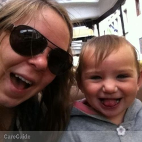 Canadian Nanny Provider Carmen C's Profile Picture