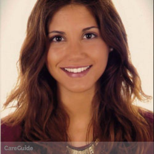 Canadian Nanny Provider Aroa M's Profile Picture