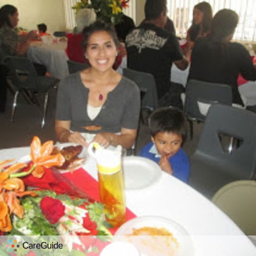 Child Care Provider Christina Gutierrez's Profile Picture