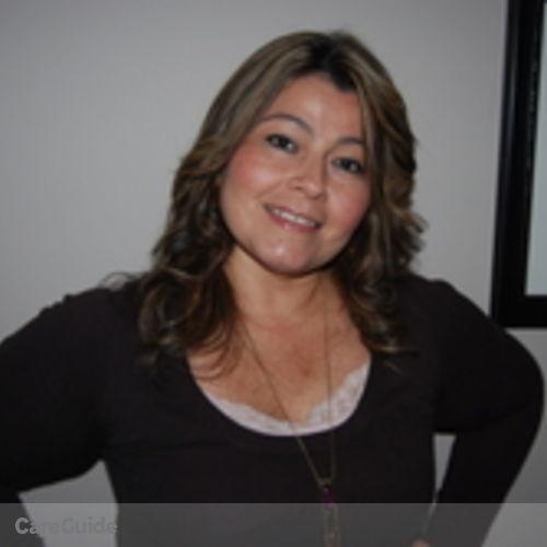 Canadian Nanny Provider Magnolia Santacruz's Profile Picture
