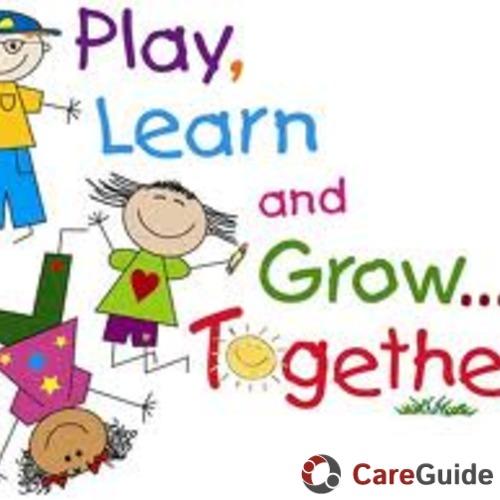 Child Care Provider KATRINA 's Profile Picture