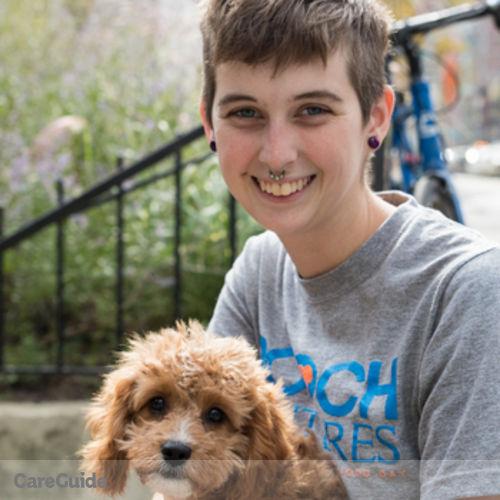 Pet Care Provider Alex Pascal's Profile Picture