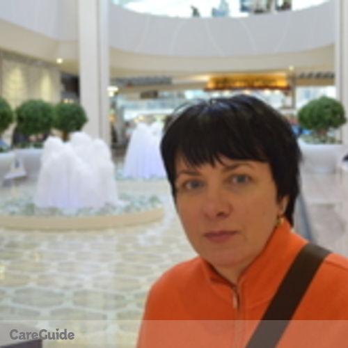 Canadian Nanny Provider Malgorzata L's Profile Picture