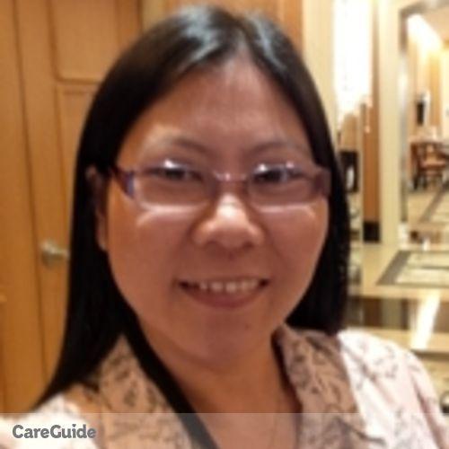 Canadian Nanny Provider Daisy Andiano's Profile Picture