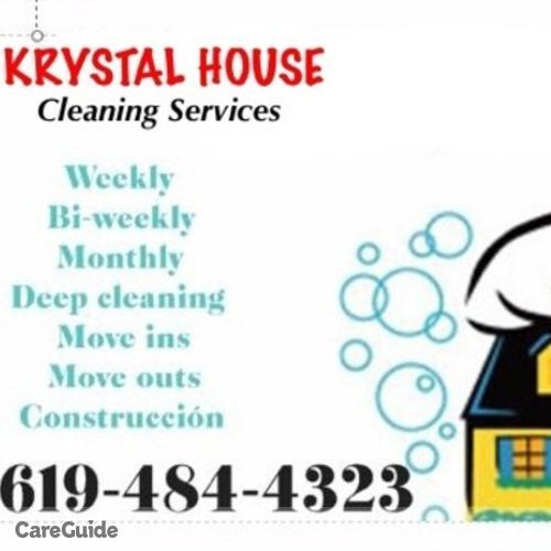 Housekeeper Provider Krystal House's Profile Picture