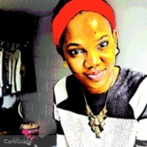 Canadian Nanny Provider Maryann Ibuodinma's Profile Picture