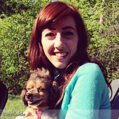 Pet Care Provider Erica Wenig's Profile Picture