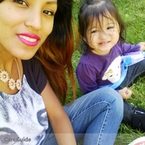 Canadian Nanny Provider Guiliana C's Profile Picture