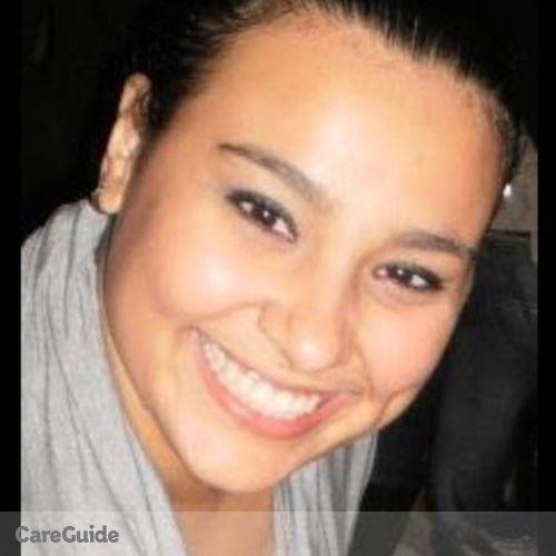 Canadian Nanny Provider Giovana Rebecchi's Profile Picture