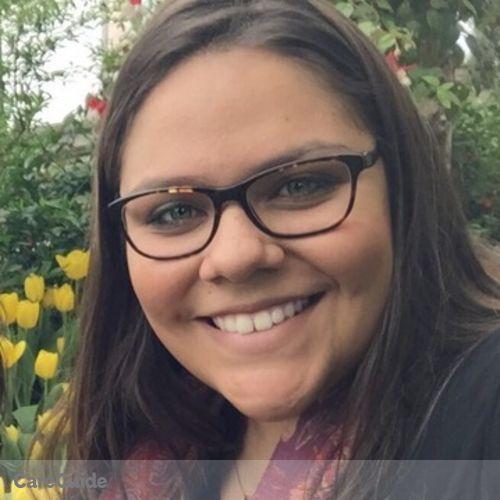Canadian Nanny Provider Gabriela Christ's Profile Picture