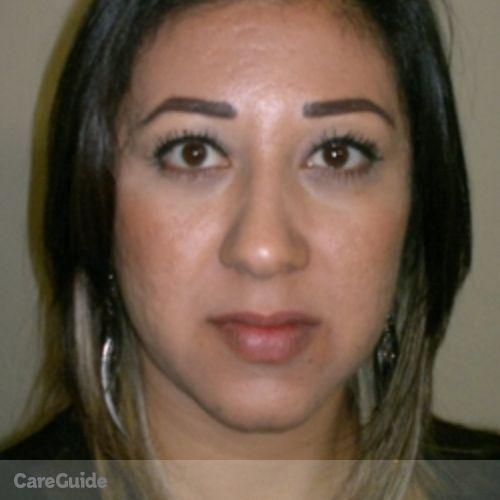 Canadian Nanny Provider Maria Guadalupe T's Profile Picture