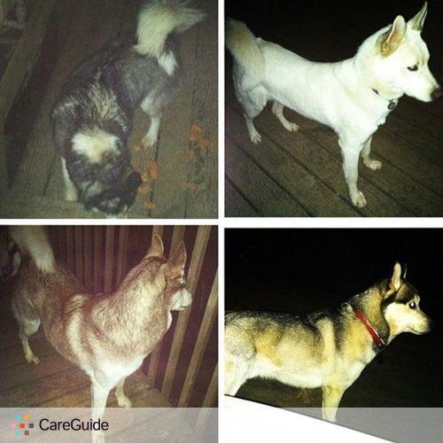 Pet Care Job Lili Diaz's Profile Picture