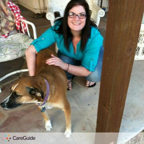 Pet Care Provider Amanda W's Profile Picture