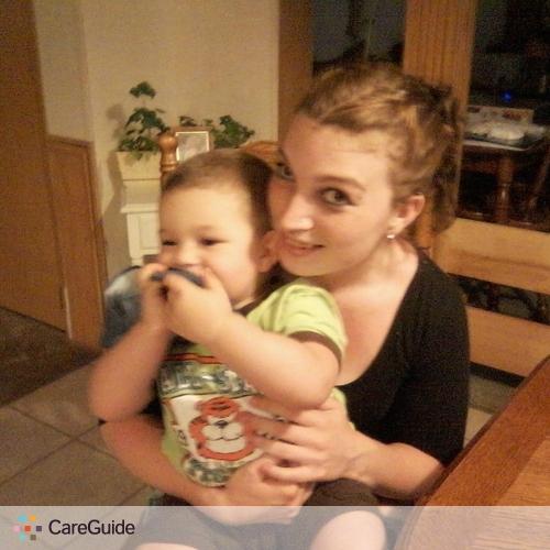 Child Care Job Amanda L's Profile Picture
