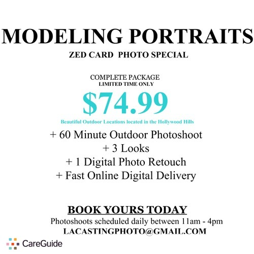 Photographer Provider L.A. Casting Photography's Profile Picture