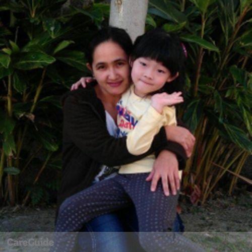 Canadian Nanny Provider Cindy Demesa's Profile Picture