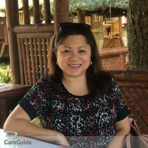 Canadian Nanny Provider Myreen Mendoza's Profile Picture