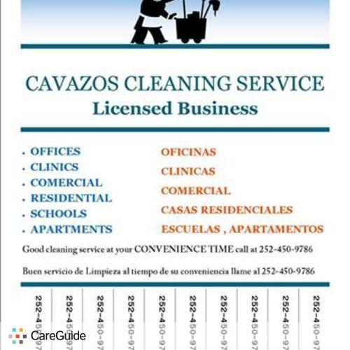 Housekeeper Provider leticia cavazos's Profile Picture