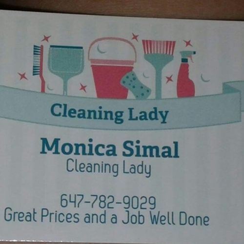 Housekeeper Provider Monica Simal's Profile Picture
