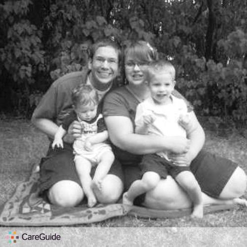Child Care Provider Samantha W's Profile Picture