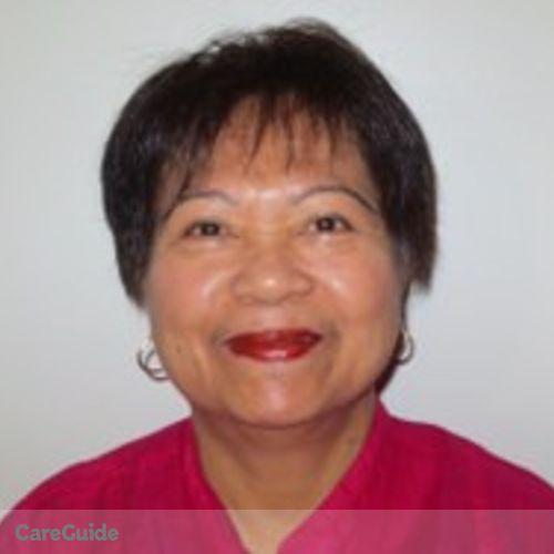 Canadian Nanny Provider Marisa Cezar's Profile Picture