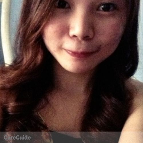 Canadian Nanny Provider Andrea S's Profile Picture