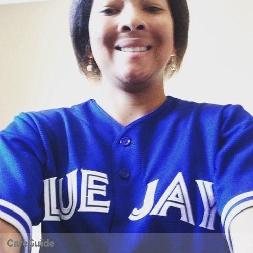 Canadian Nanny Provider Antonette Williams's Profile Picture