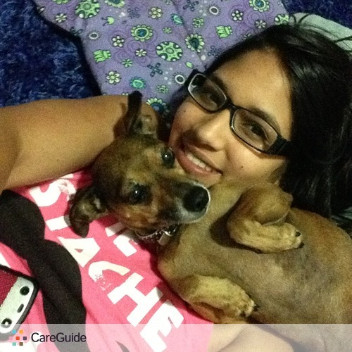 Pet Care Provider Mariangel Betancourt's Profile Picture