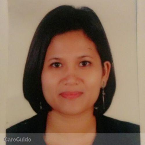 Canadian Nanny Provider Cherish Miguel's Profile Picture