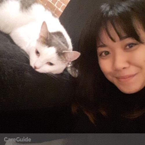 Canadian Nanny Provider Pearl Mel's Profile Picture
