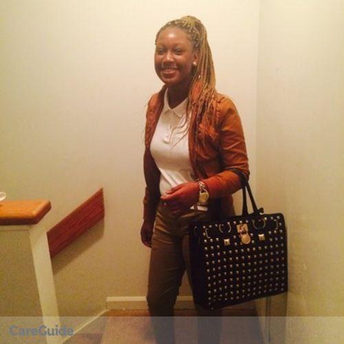 Child Care Provider Emya Singleton's Profile Picture